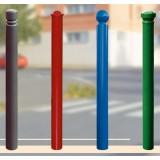 poteaux fixes 76 mm