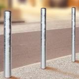 Poteaux de carrefour galvanisé
