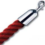 Cordons velours pour poteaux à corde