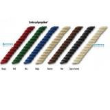 Cordons en polypropylène pour poteaux à corde