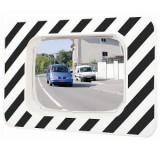 Miroir routier réglementaire d'agglomération