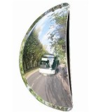 Miroir de sortie de parking vertical vision grand angle