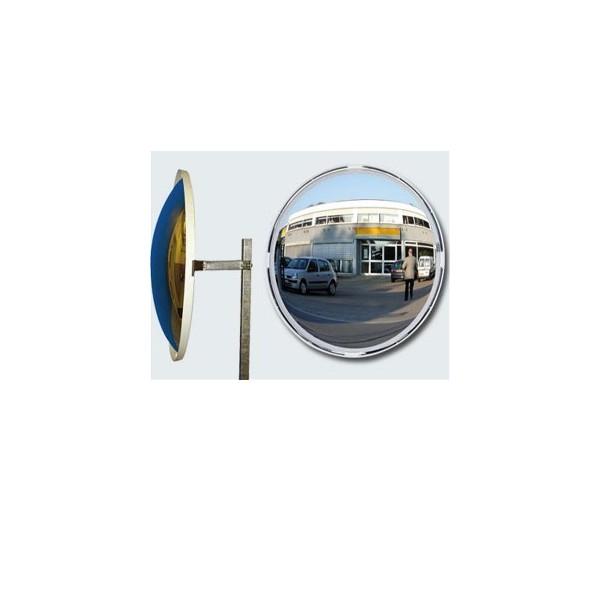 comment installer miroir à grand angle de 5 panneaux