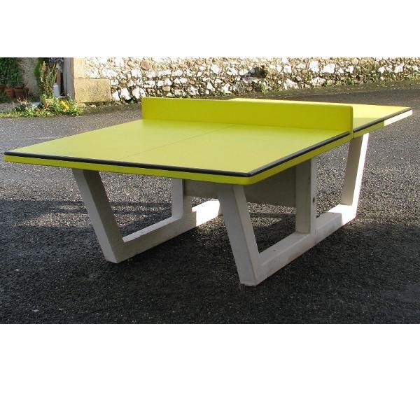 table ping pong en b ton arm. Black Bedroom Furniture Sets. Home Design Ideas