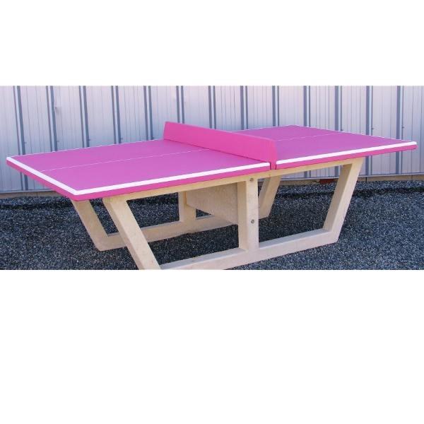 table ping pong en b ton arm. Black Bedroom Furniture Sets. Home Design Ideas