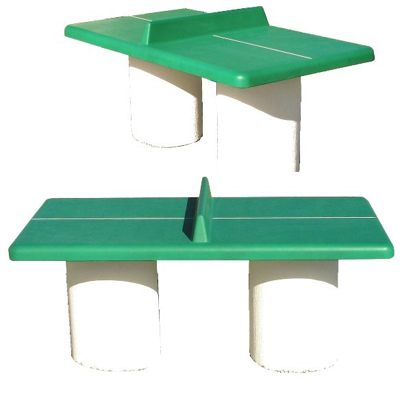 Table ping pong beton junior - Table ping pong exterieur beton ...