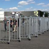 Barriere extensible de securité