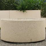Jardiniere beton AHMOSIS