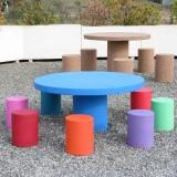 Table picnic béton - ANSEMBLE MOBILIER URBAIN