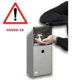 Distributeur de lavage anti-COVID 19