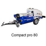 Machine à enduire COMPACT-PRO 80 FAÇADIER