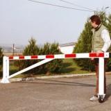 Barriere tournante grande longueur Procity