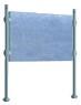 Panneau affichage H 1670 x 1225 mm